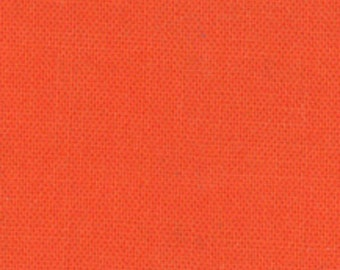 Clementine (9900 209) - Bella Solids fabric Moda Basics