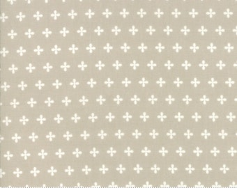 Orchard Apple Seed - Stone - April Rosenthal Orchard for Moda Fabrics (24077 32)