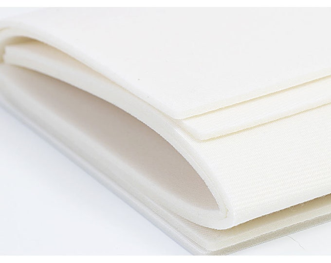 Soft and Stable by Annie's in White - Foam Stabilizer for bags and beyond