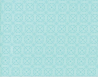 Little Tree by Lella Boutique - Embossed - Frost(5095 16)  Lella Boutique Little Tree for Moda Fabrics - Christmas Fabric