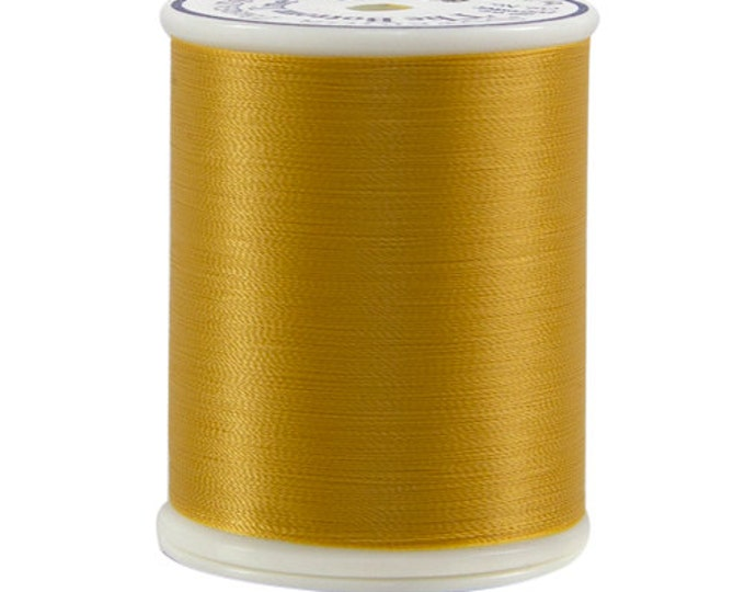 602 Gold - Bottom Line 1,420 yd spool by Superior Threads