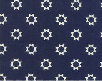 """Clover Hollow (37553 23) Night Sky Sunshine Day by Sherri and Chelsi - 28"""" remnant"""