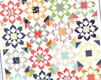 Fireworks Quilt Pattern by Thimble Blossoms (TB155)