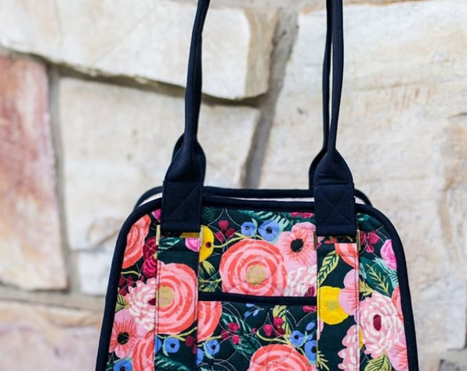 Boundless Carryall Pattern by Knot and Thread (KAT 106)