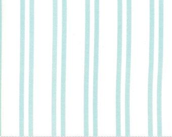 Little Tree by Lella Boutique - Farmhouse Stripe - Snow Frost (5096 22)  Lella Boutique Little Tree for Moda Fabrics - 1/2 yard