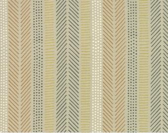 Safari Life Khaki African Art by Stacy Iest Hsu for Moda Fabrics  (20648 12) - Animal Fabric - Cut Options Available