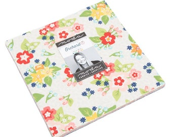 Layer Cake Orchard by April Rosenthal (24070LC) - April Rosenthal Orchard for Moda Fabrics