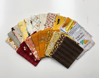 Calico Crow Fat Quarter Bundle SALE (FQ-7300-21) - by Lauren Nash for Riley Blake Designs - FQ Bundle - Quilting Cotton Fabric