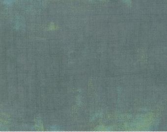 Kringle Claus - Grunge - Blue Spruce - (30150 513) - BasicGrey Kringle Claus for Moda Fabrics -  Cotton Quilting Fabric - Kringle Klaus