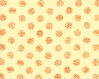 BasicGrey Hallo Harvest Maple Disturbed (30605 13)  by BasicGrey for Moda - Halloween Fabric - Cotton Quilting Fabric
