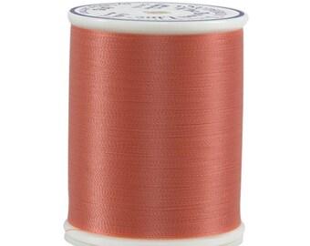 615 Peach - Bottom Line 1,420 yd spool by Superior Threads