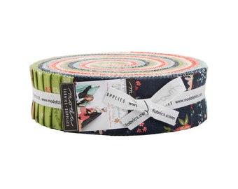 Harper's Garden Honey Bun by Sherri and Chelsi for Moda Fabrics (37570HB) - Quilting Cotton Fabric