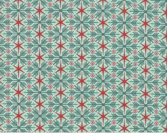 Kringle Claus - Frosty Flakes - Frosty - (30594 18) - BasicGrey Kringle Claus for Moda Fabrics - Kringle Klaus