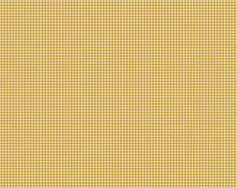Golden Days Mustard Dot by Fancy Pants Design for Riley Blake Designs (C8606-MUSTARD) - Polka Dot Fabric