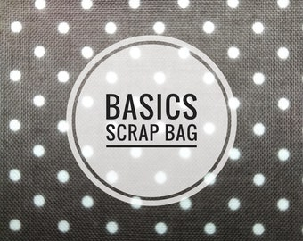 Basic fabric Scrap bag