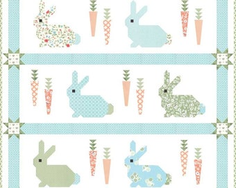 Cottontail Garden Variety Kit By Lella Boutique for Moda (KIT5070)