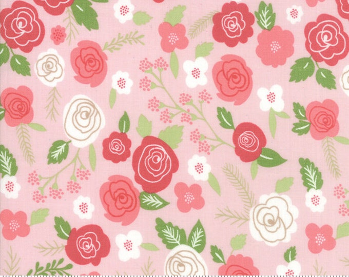 Lollipop Garden Springtime Blooms - PInkberry - Lollipop Garden by Lella Boutique - (5080 12)