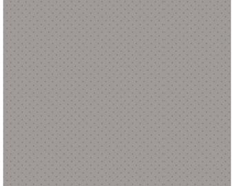 Riley Blake Designs, Swiss Dot in Tone on Tone Gray (C790-Gray)