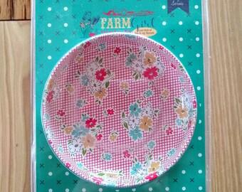 Lori Holt Farm Girl Vintage Magnetic Pin Bowl