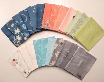 Fairy Edith Fat Quarter Bundle  by Amanda Castor- Riley Blake Designs - 24 FQs - Amanda Castor Fairy Edith FQ Bundle