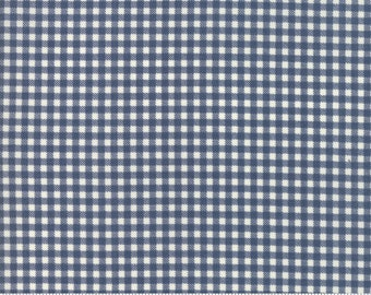 Sweet Tea Plaid in Navy by Sweetwater for Moda Fabrics - (5729-15)