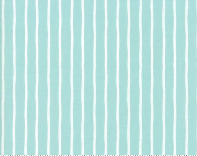 Lollipop Garden Handmade Stripe - Sky - Lollipop Garden by Lella Boutique - (5086 15)