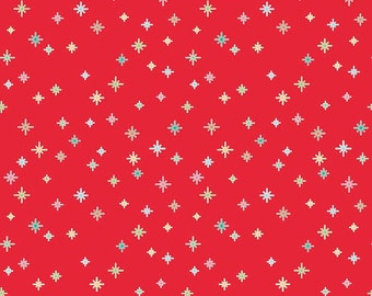 Cozy Christmas Cozy Sparkle (C5365-Red)