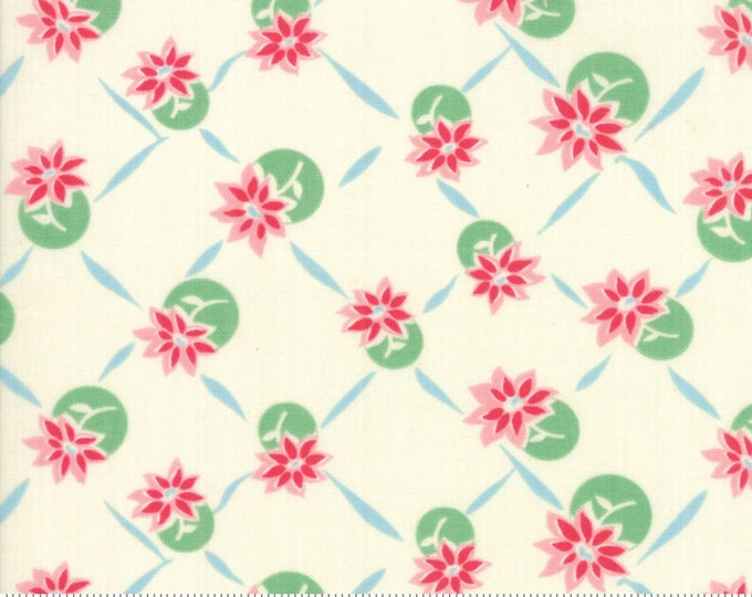 Cheeky Petal and Sweet Cream Giggles by Urban Chiks for Moda Fabrics (31144 22)