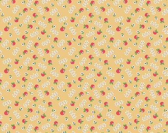 Farm Girl Vintage Apple Honey by Lori Holt (Bee in My Bonnet) (C7873-HONEY)