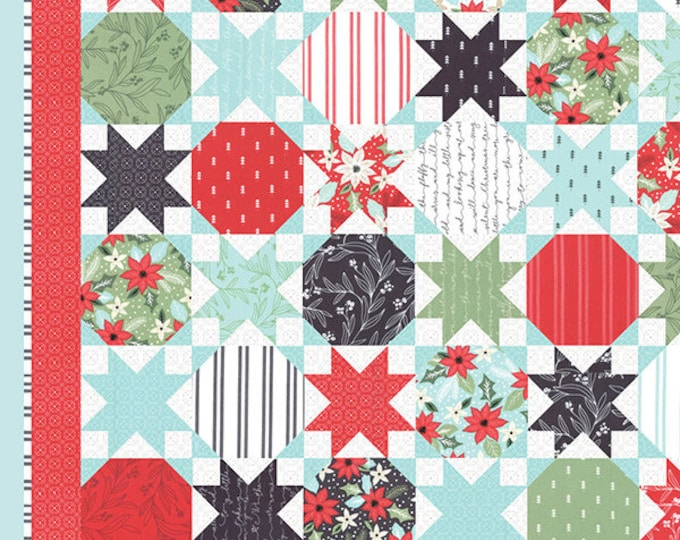 Starstruck Quilt Pattern by Lella Boutique (LB-122)
