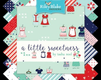 A Little Sweetness by Tasha Noel - Half Yard Bundle - Complete Set