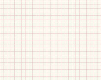 Ruby Star Society Anagram Grid Cotton Candy Pink by Kimberly Kight - (RS3005 11) - Pink Fabric - Basic Fabric