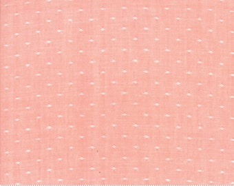 Sugarcreek Silky Woven Blush Dot by Corey Yoder (Little Miss Shabby) for Moda (12230 14) - Cut Options Available