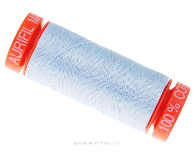 MK50 2710 - Aurifil Light Robins Egg Cotton Thread