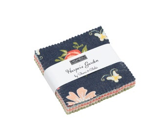 Harper's Garden Mini Charm Pack by Sherri & Chelsi (37570MC)