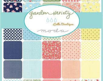 Garden Variety Yard bundle by Lella Boutique for Moda Fabrics  -  Complete set