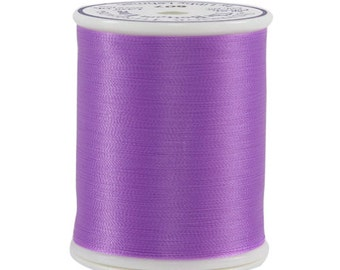 607 Light Purple - Bottom Line 1,420 yd spool by Superior Threads