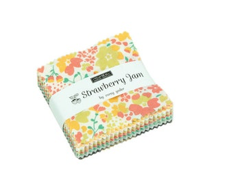 IN STOCK: Strawberry Jam Mini Charm Pack by Corey Yoder -  (29060MC)