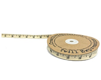 Antique Ruler Twill - Creative Impressions