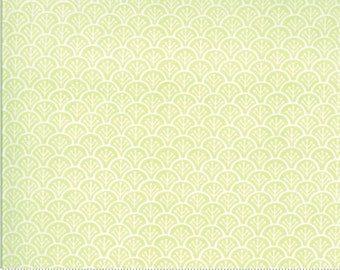 Fig Tree Chantilly Seafoam Rolling Hills by Fig Tree & Co. for Moda (20344-15)