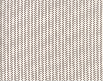 The Print Shop Clay Against The Grain Yardage by Sweetwater for Moda Fabrics  (5744 22) - Cut Options Available