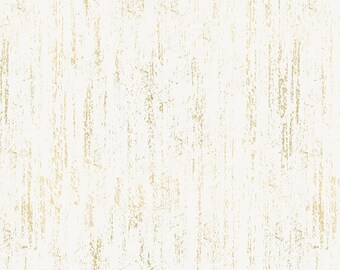 Ruby Star Society Brushed Metallic Gold by Sarah Watts (RS2005 11M) - Low Volume Fabric - Cut Options Available