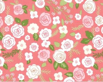 Lollipop Garden Springtime Blooms - Raspberry - Lollipop Garden by Lella Boutique - (5080 13)