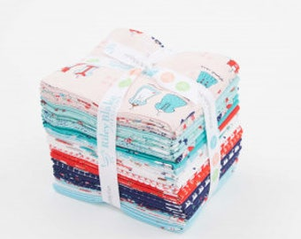 A Little Sweetness Fat Quarter Bundle (FQ-6510-24) by Tasha Noel for Riley Blake Designs