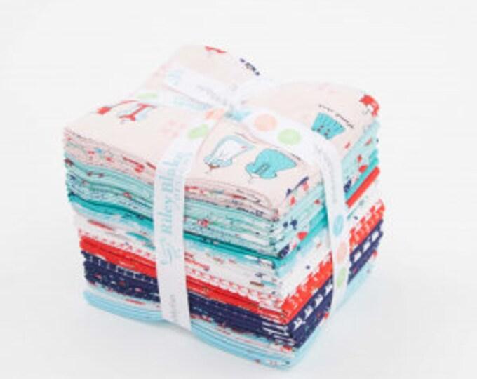 A Little Sweetness Fat Quarter Bundle (FQ-6510-24) by Tasha Noel for Riley Blake Designs