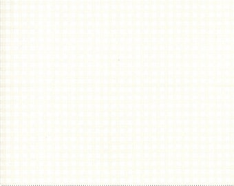 Sweet Tea Plaid in Vanilla by Sweetwater for Moda Fabrics - (5729-14)