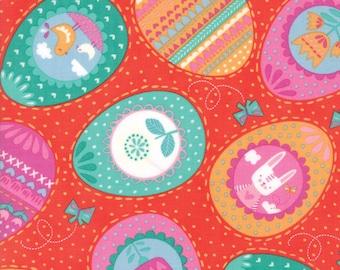 Spring Bunny (20542 19) Geranium Eggs Eggs Eggs by Stacy Iest Hsu
