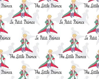 The Little Prince - Prince Title C6791-White