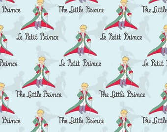 The Little Prince - Prince Title C6791-Aqua