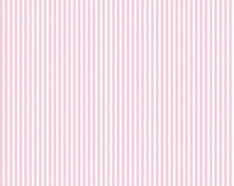 Riley Blake Designs, 1/8 Inch Stripe in PEONY (C495)